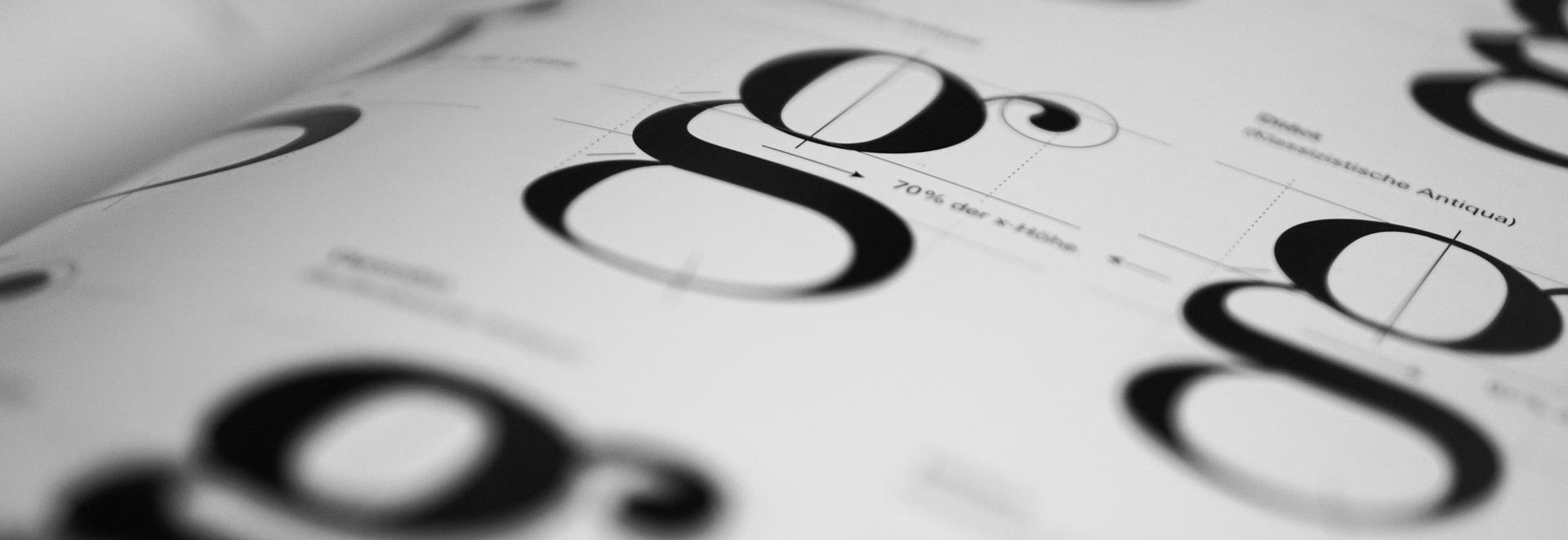 Typografia na internete ake pismo pouzit na webe