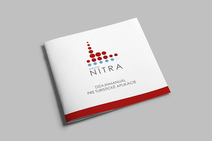 dizajn manual mesta nitra