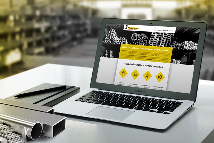 ferrocentrum-responzivna-webova-stranka-webdizajn-animagraf