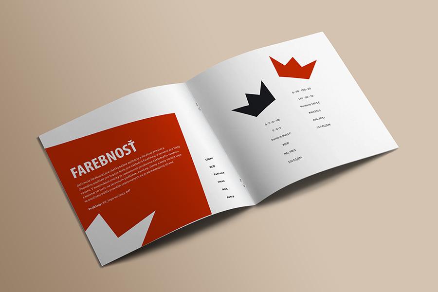 designe manual HSH - kura kralovske
