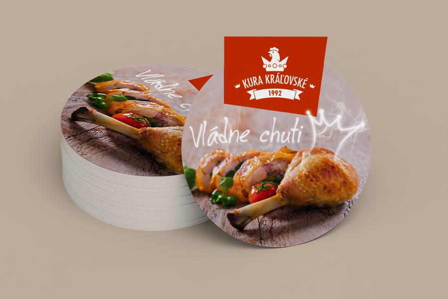 reklamny material wobler HSH-kura kralovske