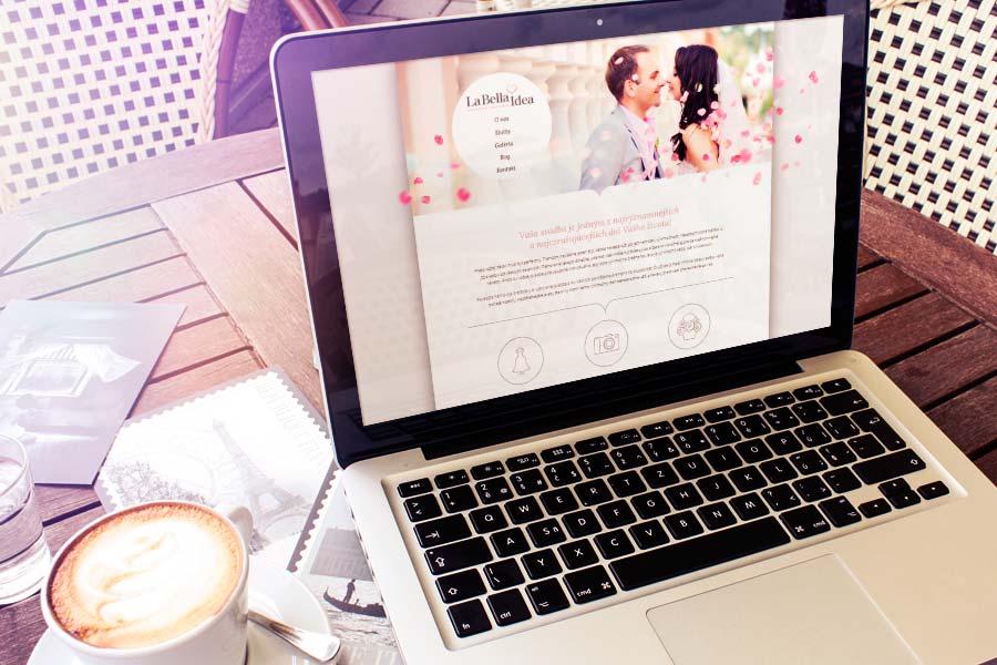 La bella idea webdesign stránky