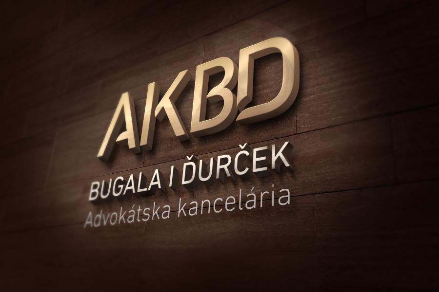 akbd-advokatska kancelaria logo na stene