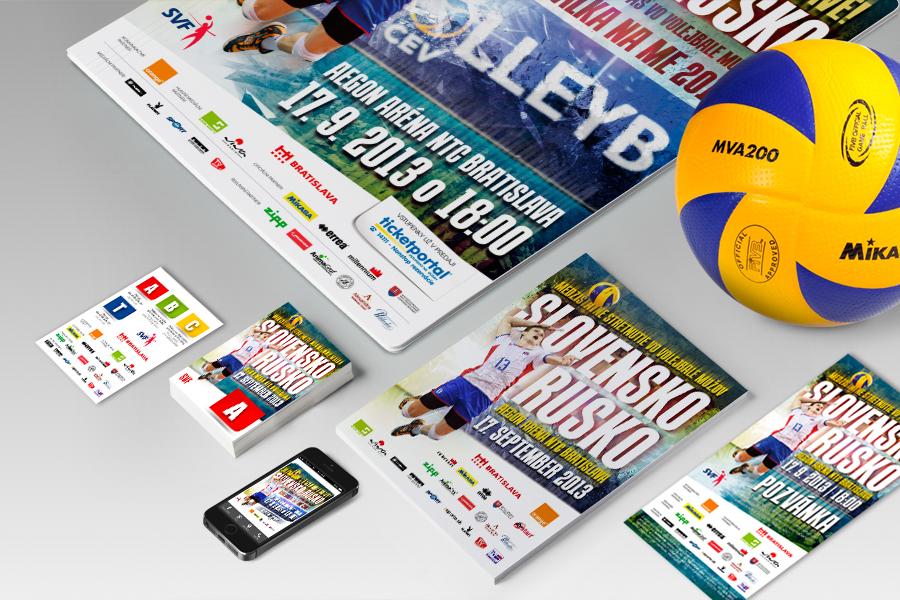 slovenska-volejbalova-federacia-zapas-slovensko-rusko-grafika-pozvanka-letaky-plagaty-infobrozury-ID-karty-animagraf