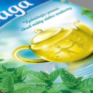 Saga tea