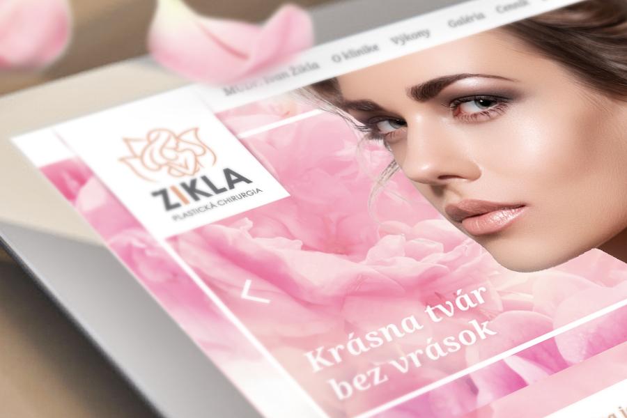 kreativna grafika letak tlacoviny DL zikla plasticka chirurgia banska bystrica graficke studio a reklamna agentura nitra animagraf